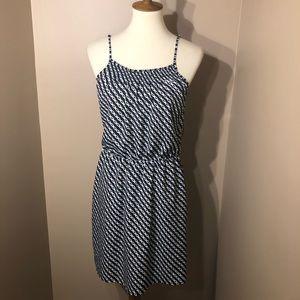 🌟NWT🌟GAP Chain Print Halter Dress